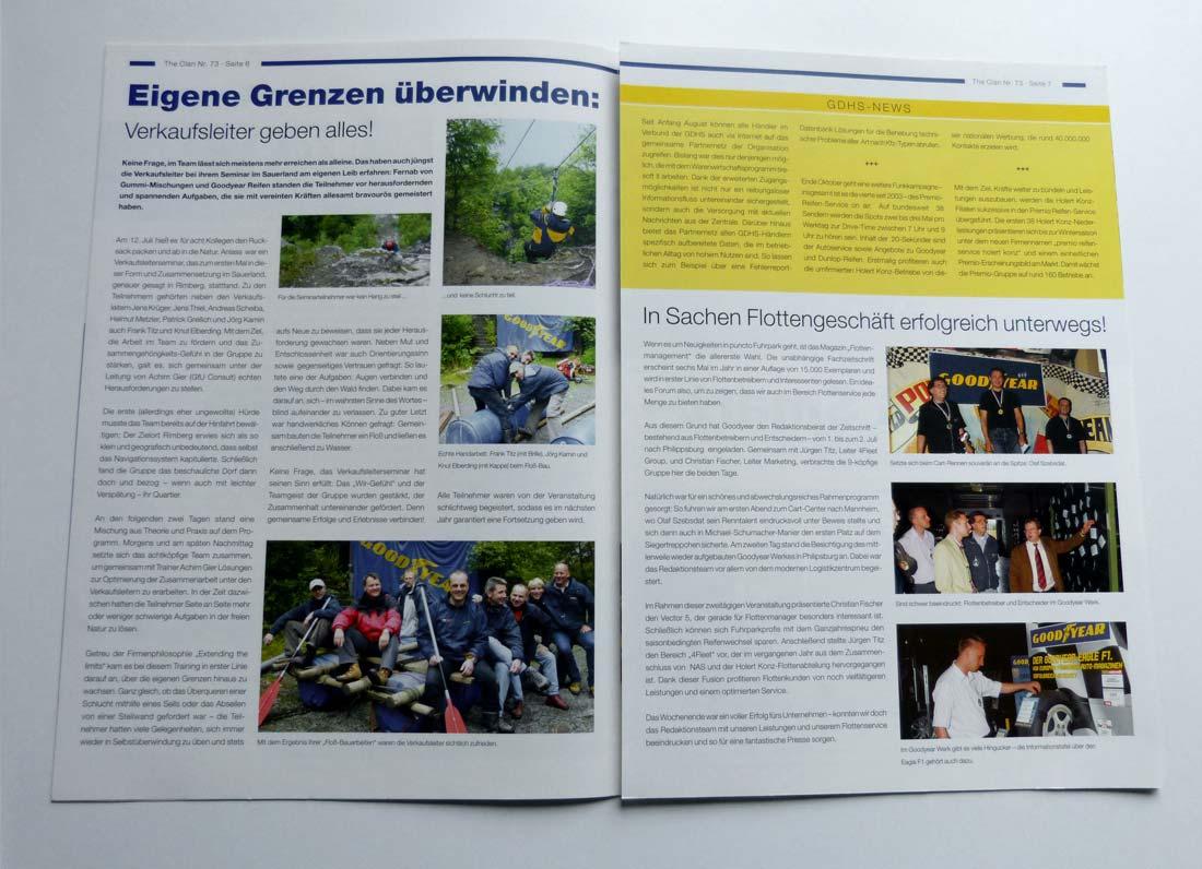 Textheimat-Dunja-Hennes-Leiß-Mitarbeiterzeitung-theclain3